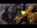 World of Warcraft Душа Дракона: Видеоролик после битвы с Воеводой Черный Рог на