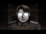 Хеллсинг: рассвет | Hellsing : The Dawn | 2 серия [Rezan] [HD 720]