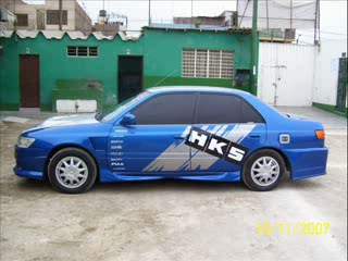 TUNNING TOYOTA CORONA PREMIO AÑO  2000.